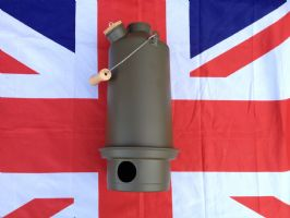 ORIGINAL 1.5 LTR STORM KETTLE NATO GREEN